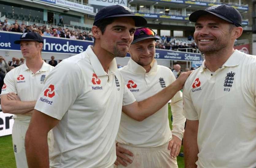 नम आंखों से कुक ने क्रिकेट को कहा अलविदा, इनको बताया महान खिलाड़ी- जानें विदाई पर क्या-कुछ बोले
