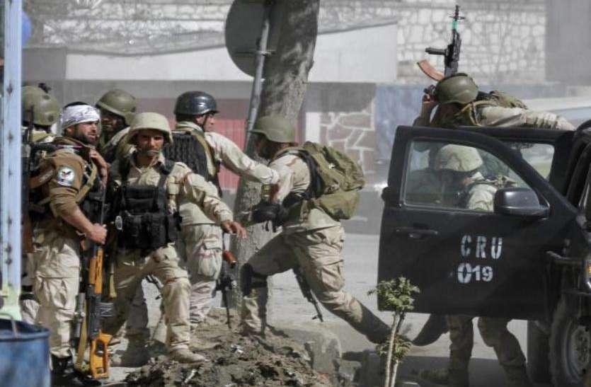 अफगानिस्तान में सुरक्षाबलों का बड़ा अभियान, तालिबान के 58 आतंकवादी मारे गए