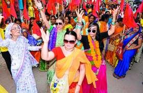 जगन्नाथ रथयात्रा: बलराम-सुभद्रा के साथ शहर भ्रमण को निकले पालनहार, शोभायात्रा में विदेशी भक्त जमकर थिरके