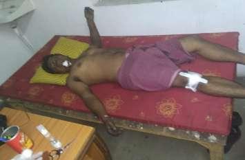 Breaking : इंड एग्रो में बड़ा हादासा, काम करने के दौरान पांच मजदूरों की हालत गंभीर