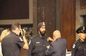 ट्रंप की सुरक्षा में तैनात होंगे लुधियाना के बेटे अंशदीप सिंह भाटिया, लड़नी पड़ी थी कानूनी लड़ाई