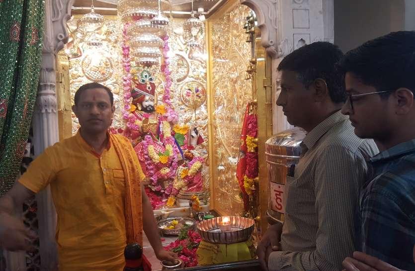 प्रभातफेरी के साथ शुरू हुआ बाबा रामदेव का वार्षिकोत्सव