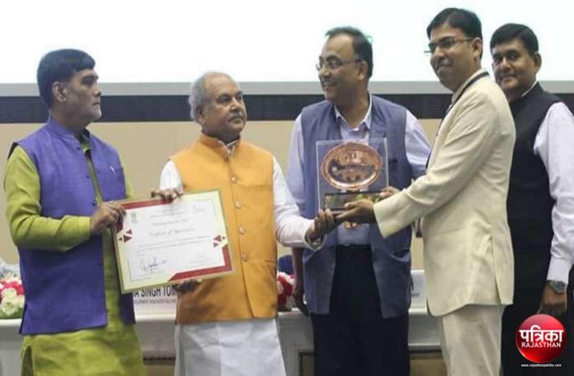 प्रधानमंत्री आवास योजना में बांसवाड़ा को मिला राष्ट्रीय स्तर पर गौरव, देश में घाटोल प्रथम व कुशलगढ़ तीसरे स्थान पर