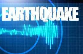 बंगाल में भूकम्प के झटके, 1 की मौत