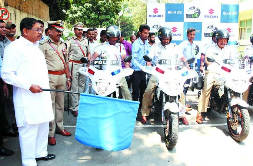 बेंगलूरु में पुलिस जवानों की संख्या बढाएंगे : परमेश्वर