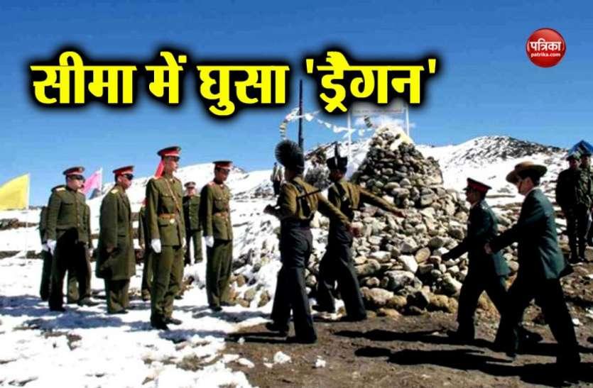 भारतीय सीमा में एक महीने में तीन बार घुसे चीनी सैनिक, ITBP की रिपोर्ट में बड़ा खुलासा