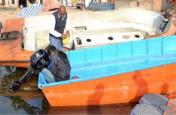 असम में इंजन चालित नाव पर पूरी तरह लगा प्रतिबंध