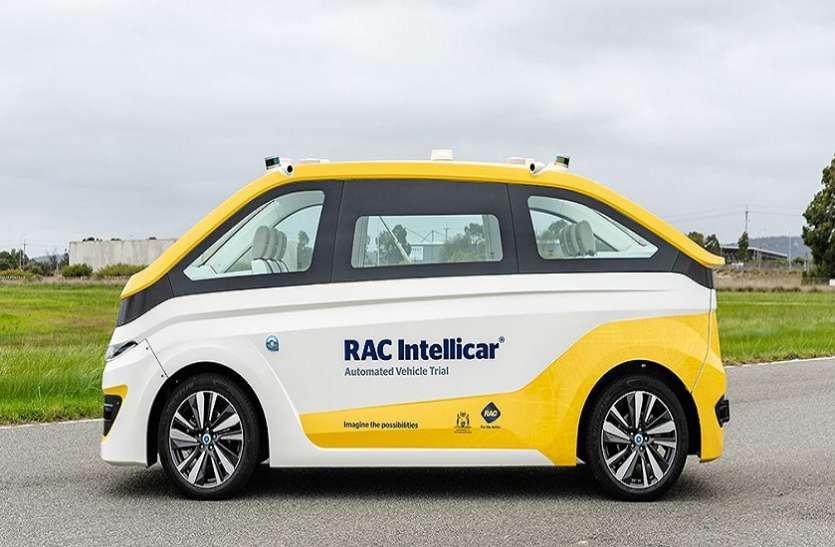 आस्ट्रेलिया की सड़कों पर अगले साल से दौड़ेगी बिना ड्राइवर की कार