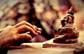 Ganesha Chaturthi 2018 : 22 विधियों से आप घर में खुद से बना सकते है गणेश प्रतिमा