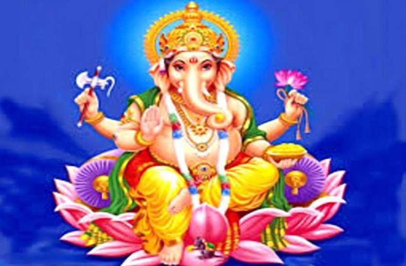 Ganesh chaturthi 2018 : शहर में सजे पांडाल,कल घर-घर विराजेंगे श्रीजी,ये है शुभ मुहूर्त
