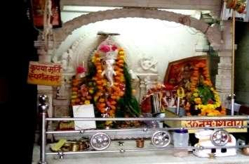 भगवान गणेश के प्रति ऐसी बढ़ी आस्था की चौक ही हो गया उनके नाम