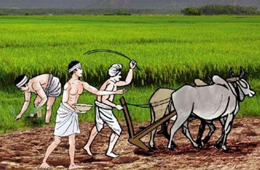 चार साल बीते, नहीं लगी किसानों की पाठशाला..