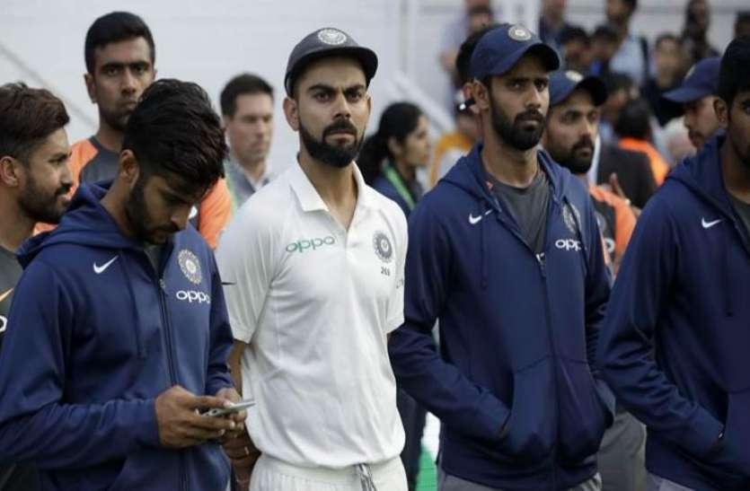 ICC Ranking: सीरीज गंवाने के बाद भारतीय टीम को लगा बड़ा झटका, इंग्लैंड को हुआ एक स्थान का फायदा