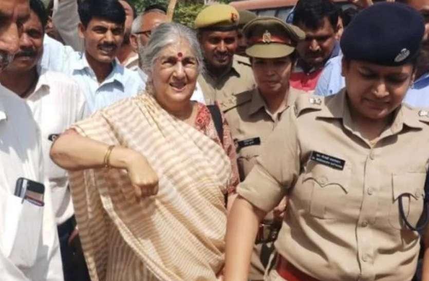 इस बड़ी पार्टी की महिला नेता हुई गिरफ्तार, दिया ये बड़ा बयान