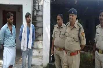 मथुरा से बड़ी खबर: आश्रम में सो रहे साधु की गला दबाकर हत्या, देखें वीडियो