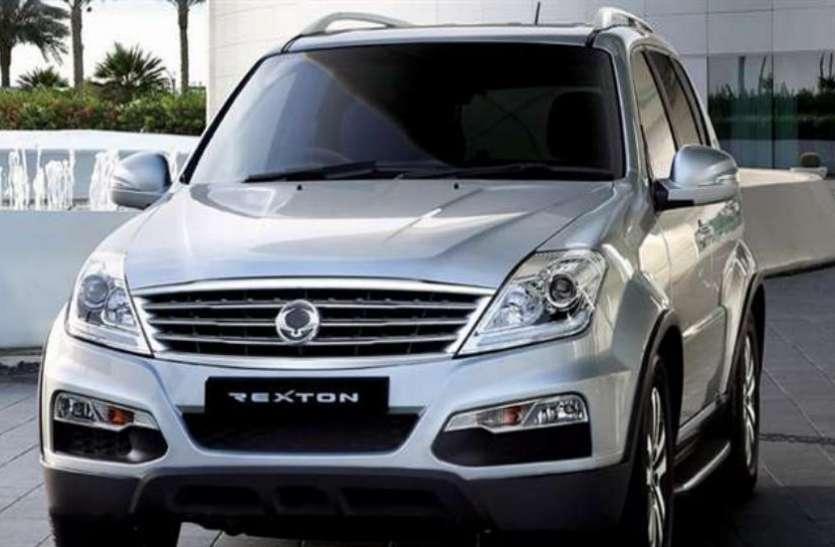 महिंद्रा की इस शानदार SUV मिल रहा 9.50 लाख रुपये का बंपर डिस्काउंट
