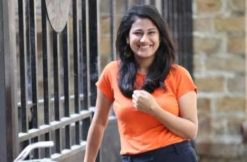 ये लड़की चाचा चौधरी और पिंकी की कहानियां सुनाकर विदेशियों को सिखाती हैं हिंदी