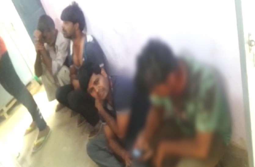 मुहर्रम से पहले मुस्लिमों के दो पक्षों में खूनी संघर्ष, दर्जनों लोग घायल, देखें वीडियो