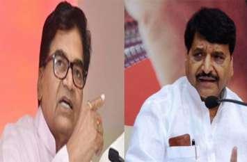 सपा नेता रामगोपाल यादव के सामने ये हो सकते हैं शिवपाल यादव के सेक्युलर मोर्चा से प्रत्याशी