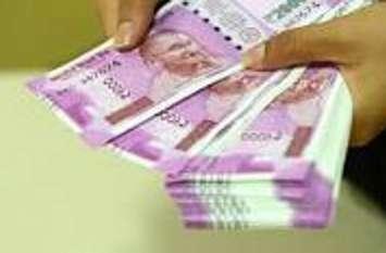 रुपए में एक सप्ताह की सबसे बड़ी गिरावट, डॉलर के मुकाबले इतने पैसे गिरा