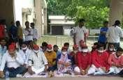 गोविवि छात्रसंघ चुनावः सबके निशाने पर सत्ता आैर विवि प्रशासन