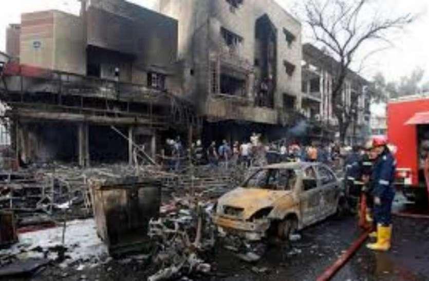 अफगानिस्तान के नंगरहार में आत्मघाती हमला, 19 की मौत, 57 घायल