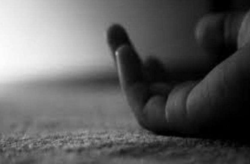 पत्नी की हत्या कर पति ने भी खुद को लगाई फांसी