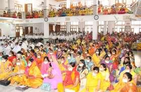 उदयपुर में बाल ब्रह्मचारी के सोलहकरण उपवास साधना पूरी होने पर पारणा उत्सव की धूम