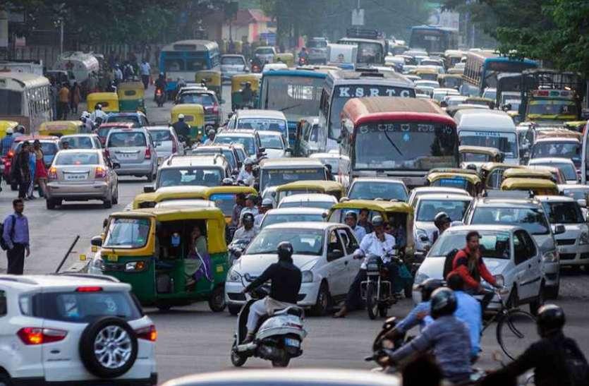 बेंगलूरु में अब रफ्तार की निगरानी करेगा वाहन गति सीमा प्रणाली