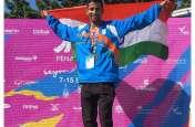 मलेशिया में स्वर्ण पदक जीतते ही चहक उठे आनंद शर्मा