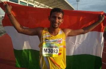 मलेशिया में छाये उन्नाव के आनंद शर्मा, स्वर्ण पदक जीतकर लहराया तिरंगा