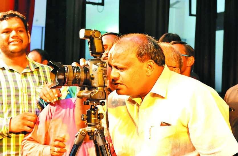 मुख्यमंत्री ने किया फोटो प्रदर्शनी का उद्घाटन