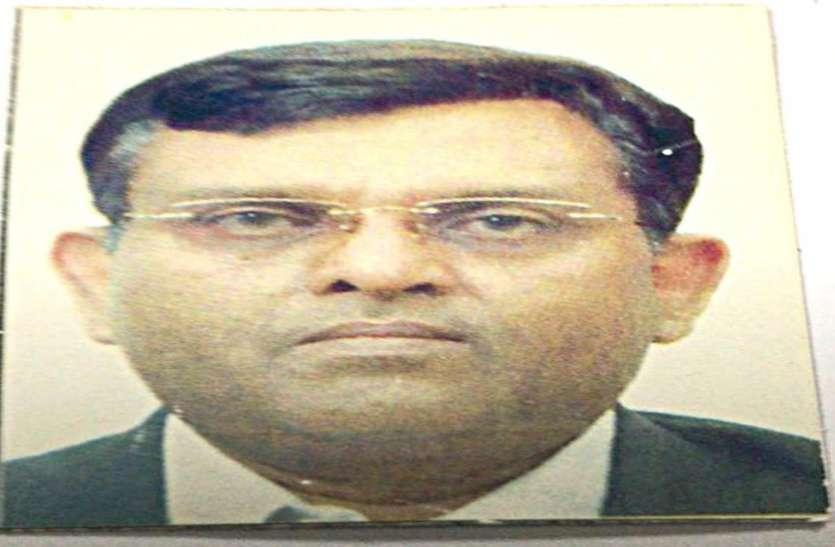आईकेडीआरसी के नए निदेशक बने डॉ. विनीत मिश्रा