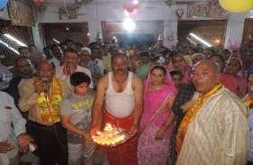 गणेश मंदिरों में उमड़े श्रद्धालु, झांकियों ने किया मुग्ध