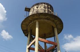 15 साल से एक पानी की टंकी को नसीब नहीं हुआ पानी