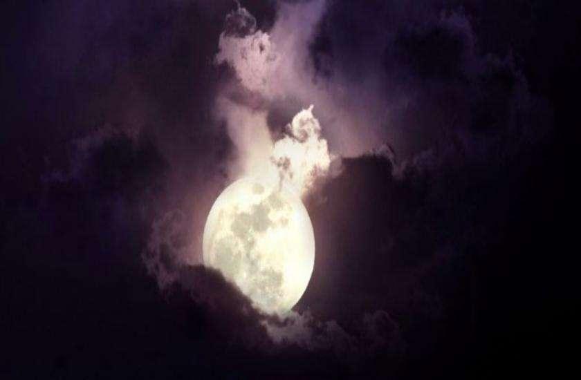चांद की रोशनी