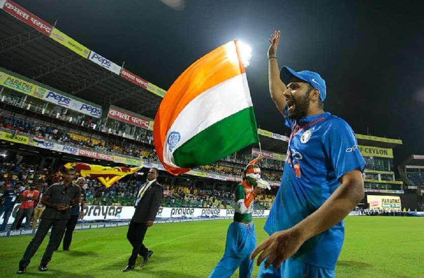 खिलाड़ियों को कप्तान रोहित का सन्देश, किट उठाओ, बैट उठाओ और अगले मिशन एशिया कप पर ध्यान लगाओ