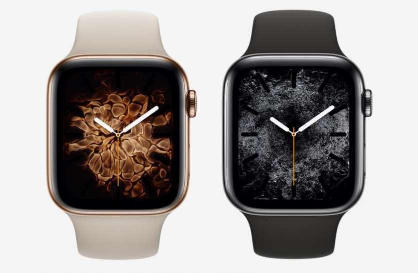 ECG करने वाला पहला Apple Watch Series 4 लॉन्च, जानें कीमत और फीचर्स