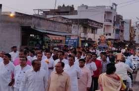 गणपति बप्पा मोरिया के जयकारों से गूंजा नगर, घर-घर विराजे गणराज