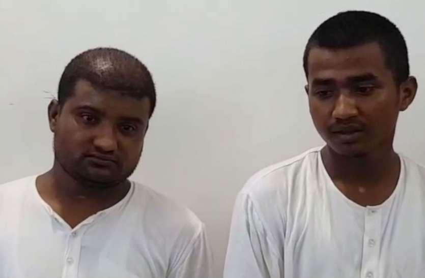इस्कॉन मंदिर में पूजा करने वाले आखिर किस फिराक में थे बांग्लादेश के ये दो युवक, देखें वीडियो