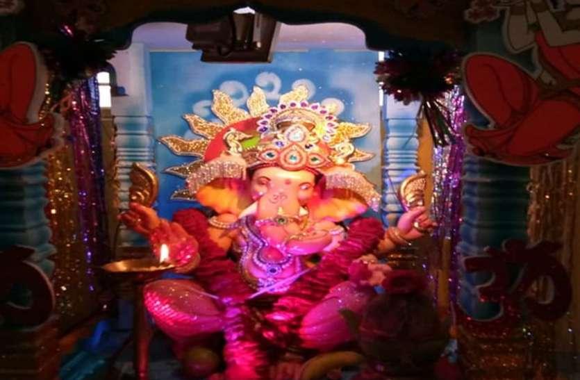 भरुच जिले में 10 हजार से ज्यादा गणपति प्रतिमाएं स्थापित