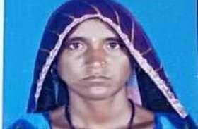 शराबी पति ने पत्नी की कुल्हाड़ी से वार कर हत्या