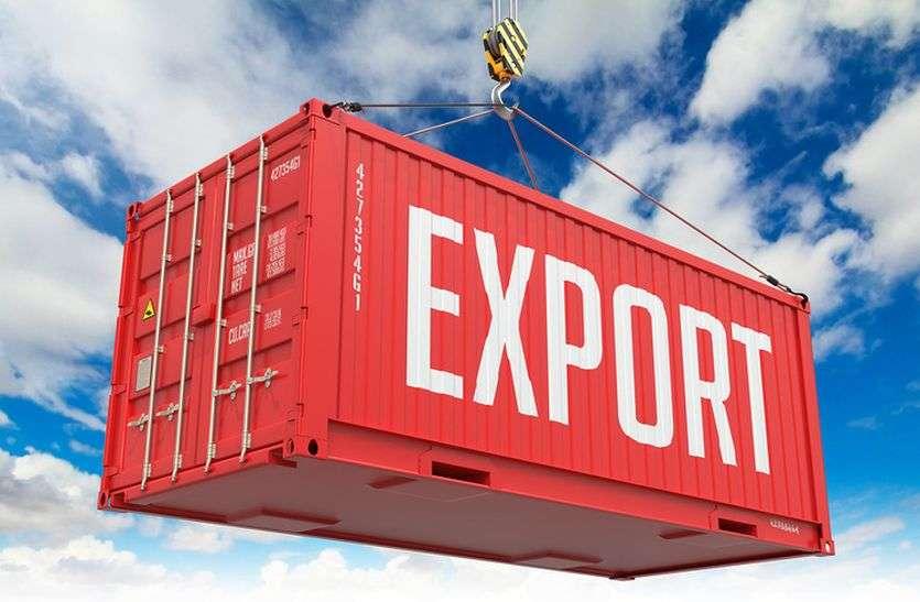 रुपए की मार से राज्य का निर्यात धराशायी