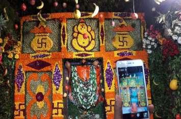 शिव की नगरी में गणपति महोत्सव की धूम, देखे तस्वीरे