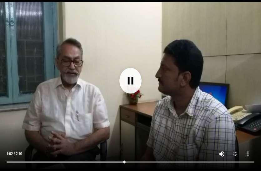 पिता को राजस्थान सरकार से नहीं मिला उचित सम्मान