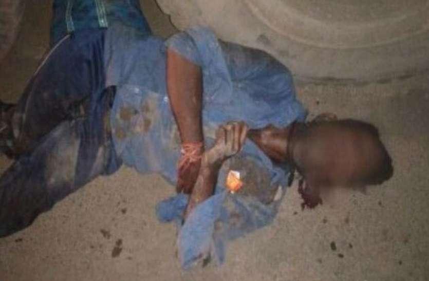 Breaking : राताखार के पास सड़क हादसा, रजगामार के युवक की मौत