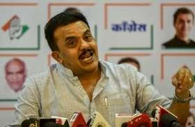 मुंबई: प्रधानमंत्री मोदी पर दिए बयान पर संजय निरुपम की सफाई, कहा- लोकतंत्र में पीएम भगवान नहीं होता