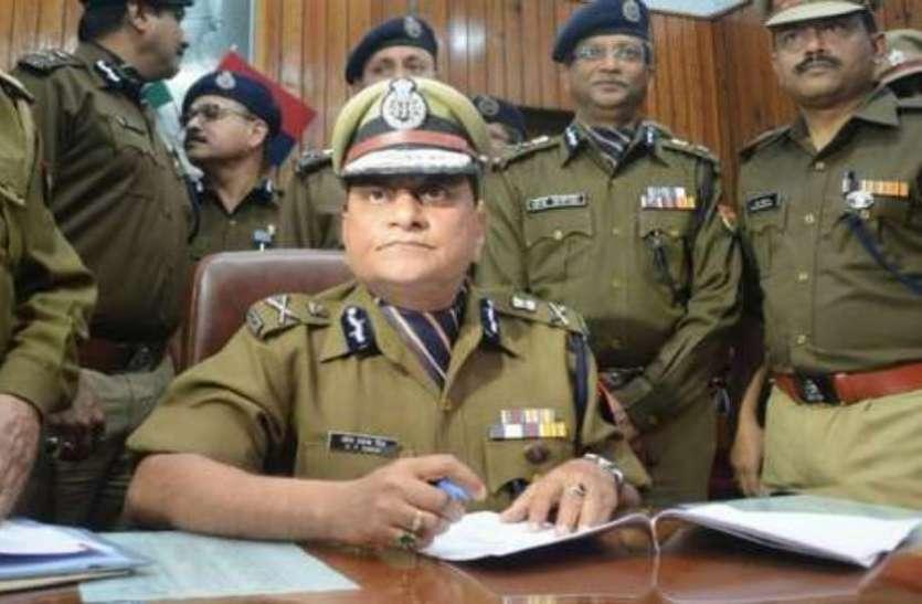 जब दरोगा और सिपाही ने डीजीपी को दिखाया पुलिसिया रौब तो..