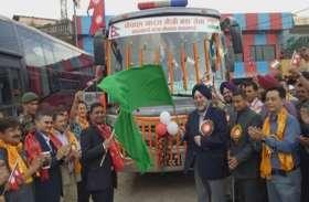 बोध गया से काठमांडू के बीच शुरू हुई बस सेवा, तीर्थयात्रियों को इस तरह मिलेगा लाभ