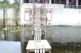 बाढ़ खत्म होने के साथ नई आफत, फैलने लगी माहमारी